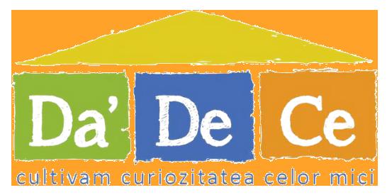 Logo Da' De Ce